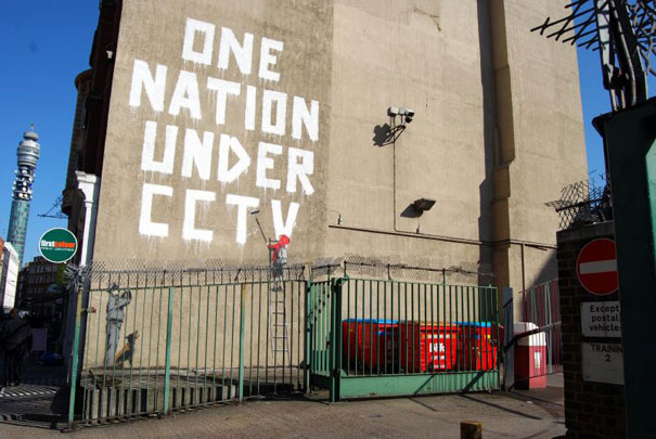 banksy-graffiti-street-art-one-nation-under-cctv