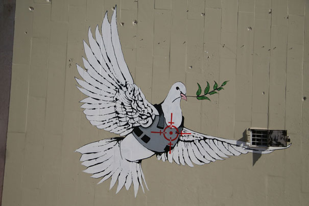 banksy-graffiti-street-art-peace-dove