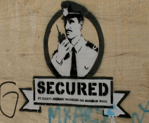 banksy-graffiti-street-art-secured