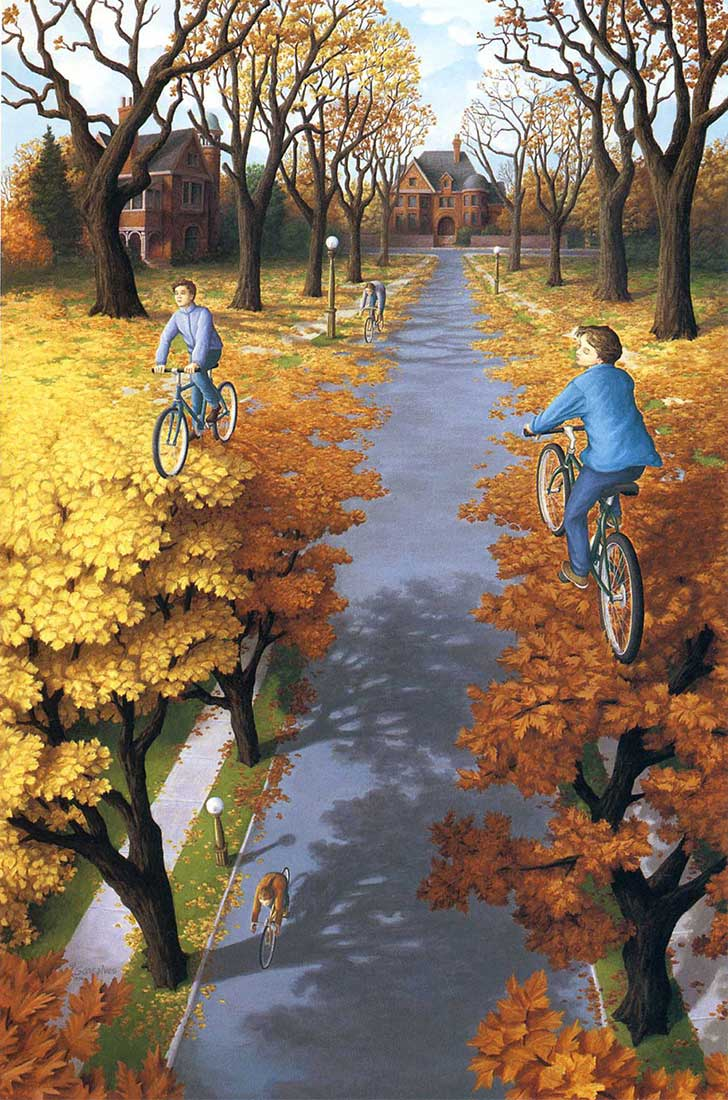 magic-realism-paintings-illusions-rob-gonsalves-1