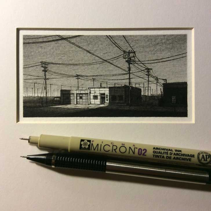 Tiny-Drawings-by-Taylor-Mazer_7-640x640