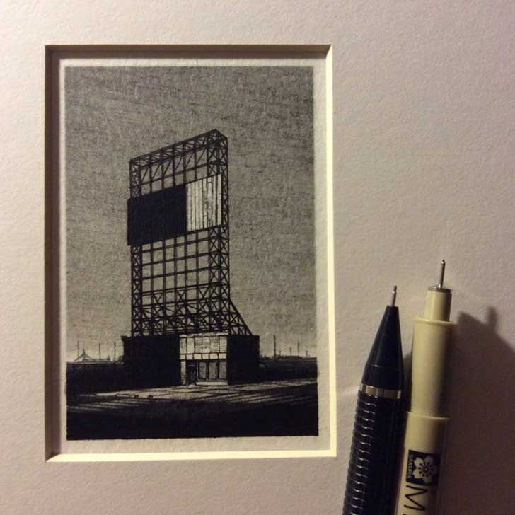 Tiny-Drawings-by-Taylor-Mazer_8-640x640