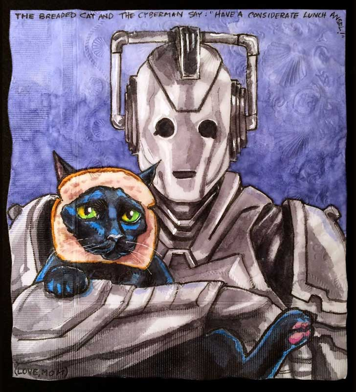 Cats-and-Robot-Drawn-on-Kids-Lunchbox-Napkins-6__880