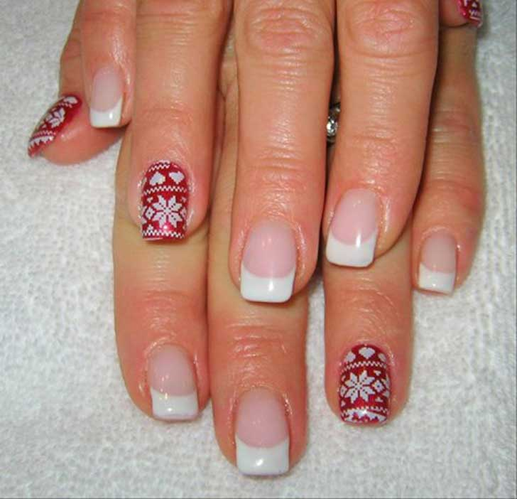 stunning-winter-wedding-nails-ideas-47