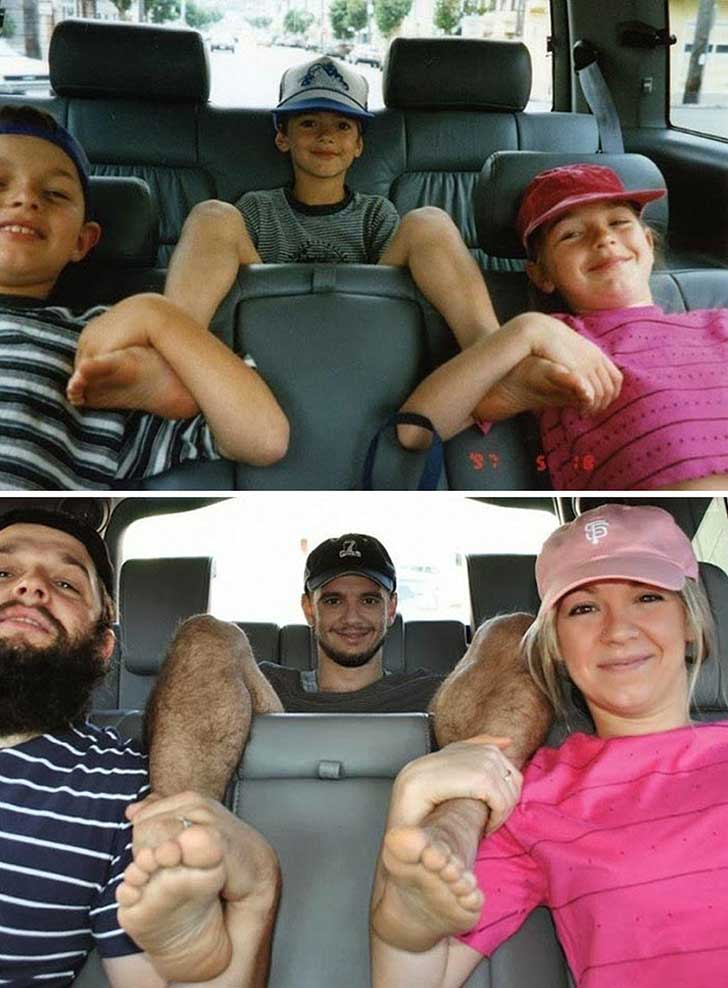 Awesome-Recreated-Childhood-and-Family-Photograph-2