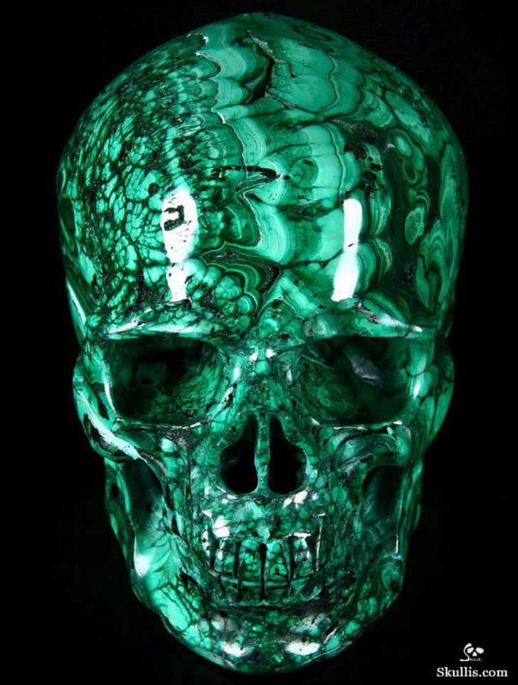 Malachite-Crystal-Skull-02