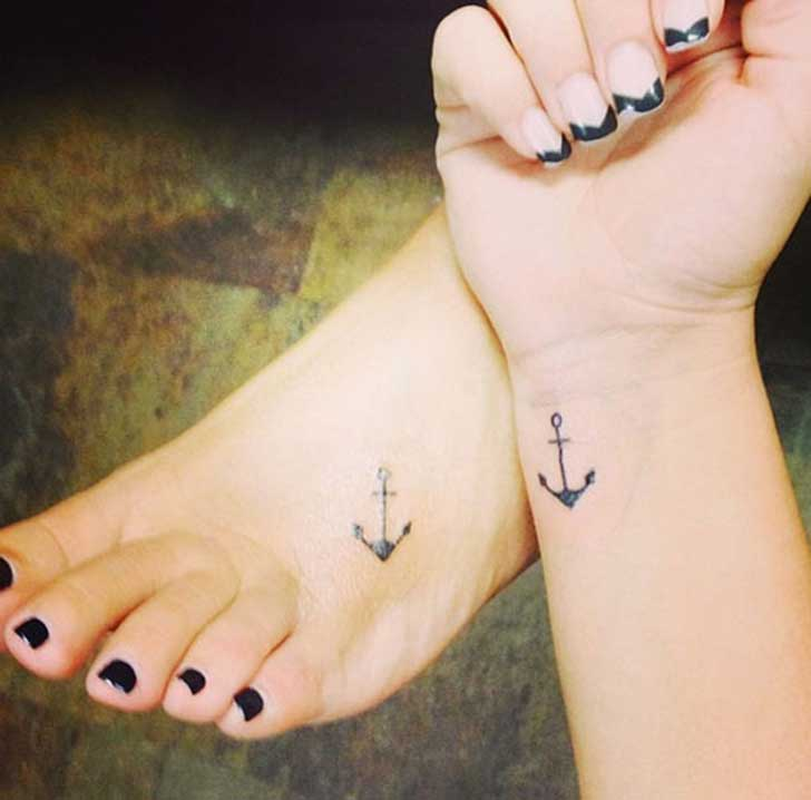 Mother Daughter Tattoos Wowphotos