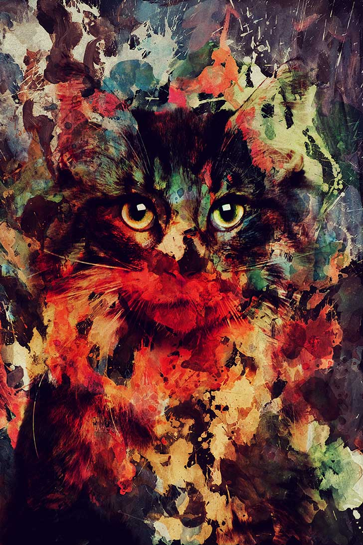 Animal-Portraits-In-Watercolor-Style-570646d85880c__880