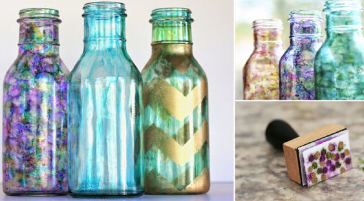 Como decorar una botella de plastico ideas para decorar - Como decorar botellas de vidrio ...