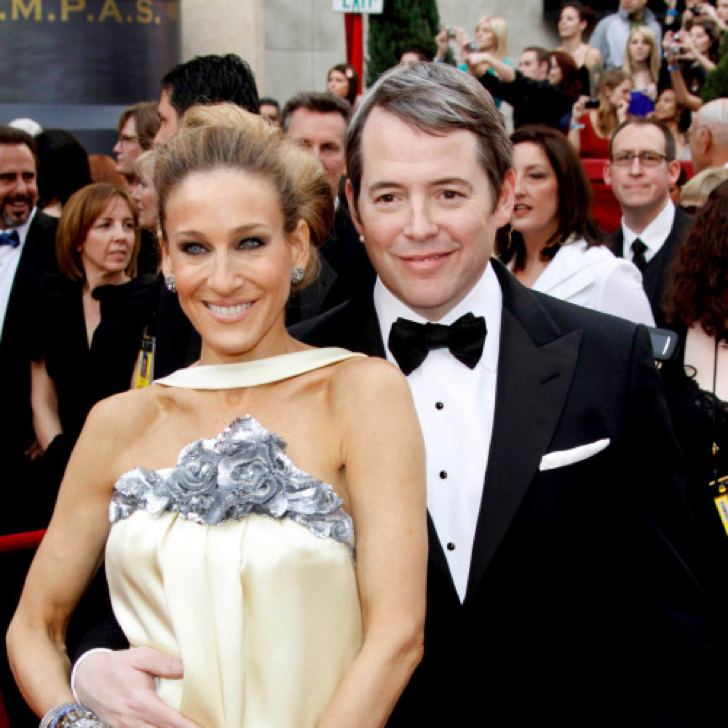 Matthew Broderick and Sarah Jessica Parker at the 62nd Annual Academy Awards (The Oscars) at the Kodak Theatre in Los Angeles - 07 March 2010 FAMOUS PICTURES AND FEATURES AGENCY 13 HARWOOD ROAD LONDON SW6 4QP UNITED KINGDOM tel +44 (0) 20 7731 9333 fax +44 (0) 20 7731 9330 e-mail info@famous.uk.com www.famous.uk.com FAM28026