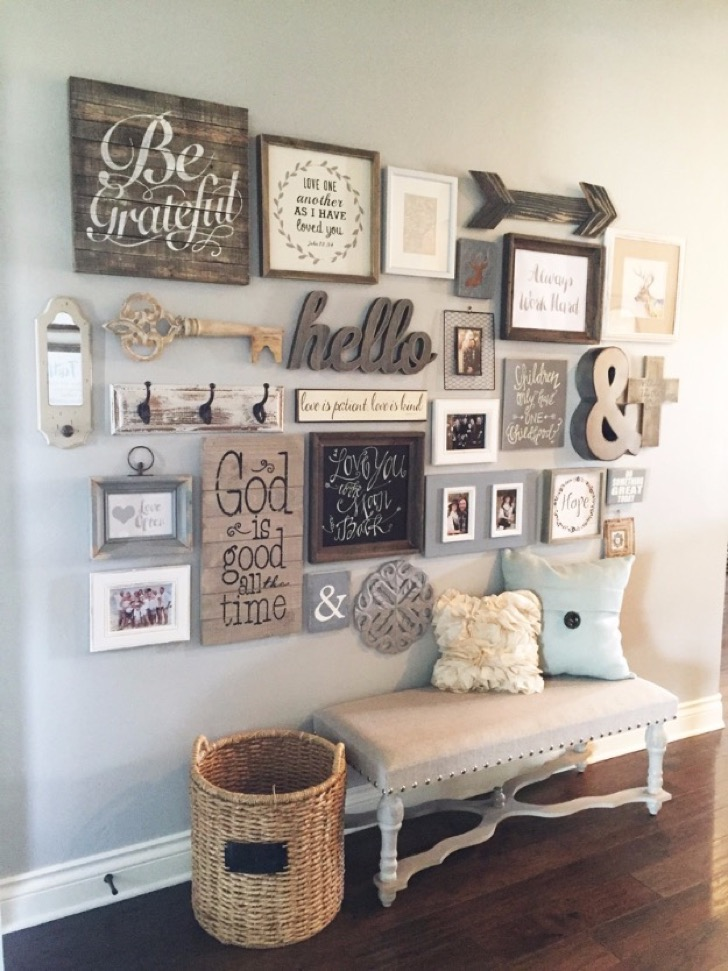 Entryway-Gallery-Wall