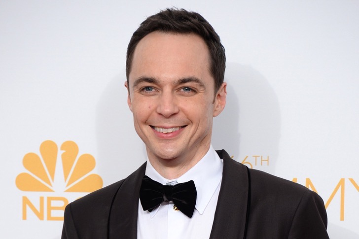 "FILE - In this Aug. 25, 2014 file photo, Jim Parsons poses in the press room after winning the award for outstanding lead actor in a comedy series for his work on ""The Big Bang Theory"" at the 66th Annual Primetime Emmy Awards in Los Angeles. Producers on Thursday said Parsons will star in a stage adaptation of the humor book ""The Last Testament: A Memoir by God"" on Broadway by 2015. The play, called ""An Act of God,"" is adapted by its author David Javerbaum. Joe Mantello will direct the show, which begins performances May 5 at the Studio 54 theater. (Photo by Jordan Strauss/Invision/AP, File)"