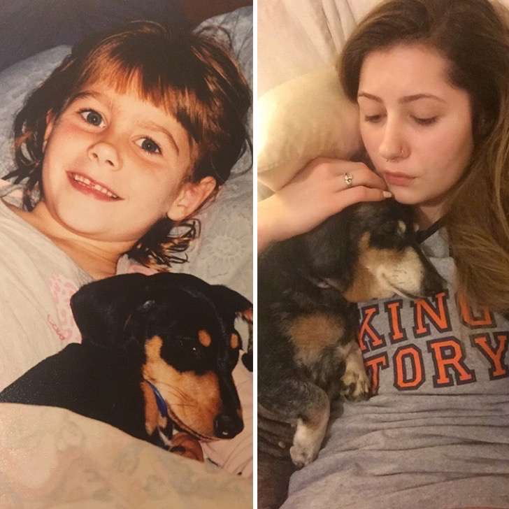 before-after-dogs-growing-up-together-with-owners-3-58256f4bac430__700-2