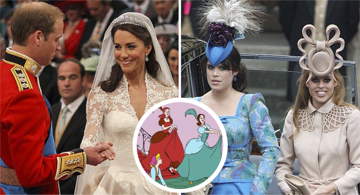 Vestidos de la boda real kate y william